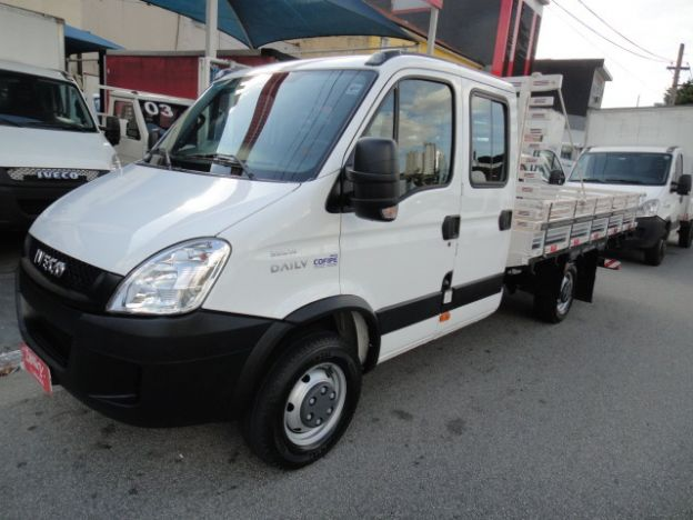 IVECO DAILY 35S14 CABINE ...